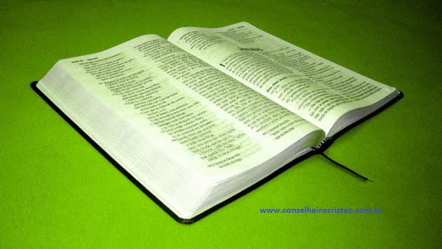Medita na Lei do Senhor - Conselheiro Cristão
