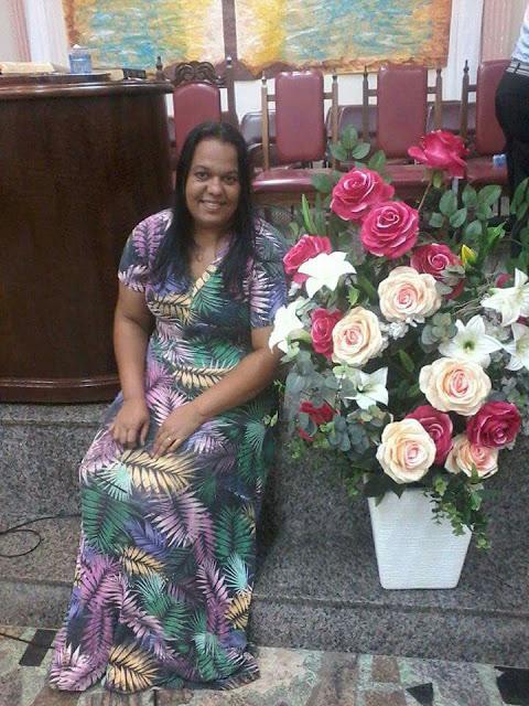 Autora Solange dos Santos Coelho