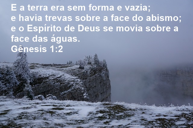 Gênesis 1:2