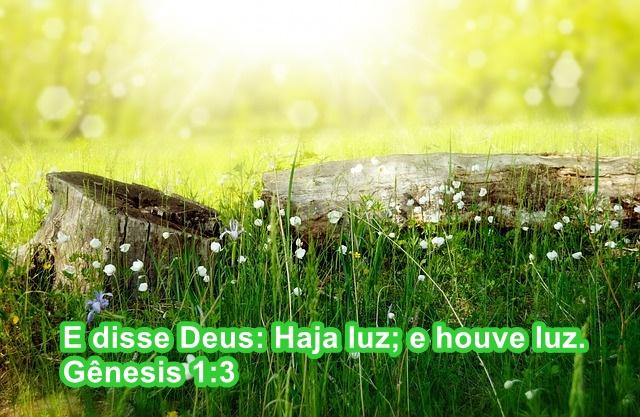 Gênesis 1:3