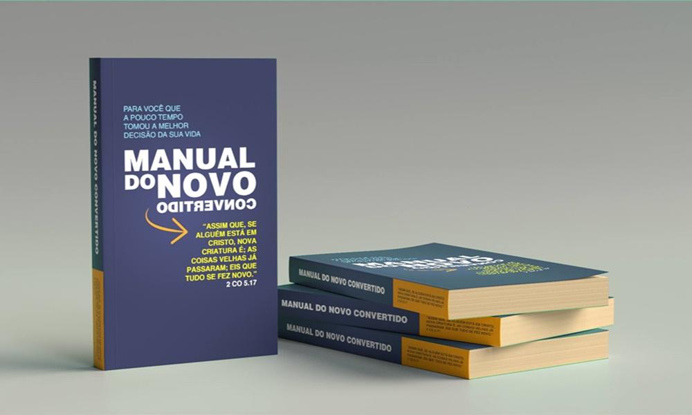Manual do Novo Convertido 1 - Para Você Que Ama Missões