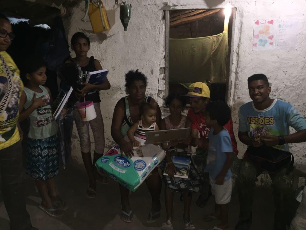 Projeto Lançando a Rede no Jequitinhonha Carnaval 3 1024x768 - Retiro Missionário | Projeto Lançando a Rede no Jequitinhonha