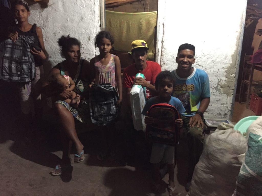 Projeto Lançando a Rede no Jequitinhonha Carnaval 4 1024x768 - Retiro Missionário | Projeto Lançando a Rede no Jequitinhonha