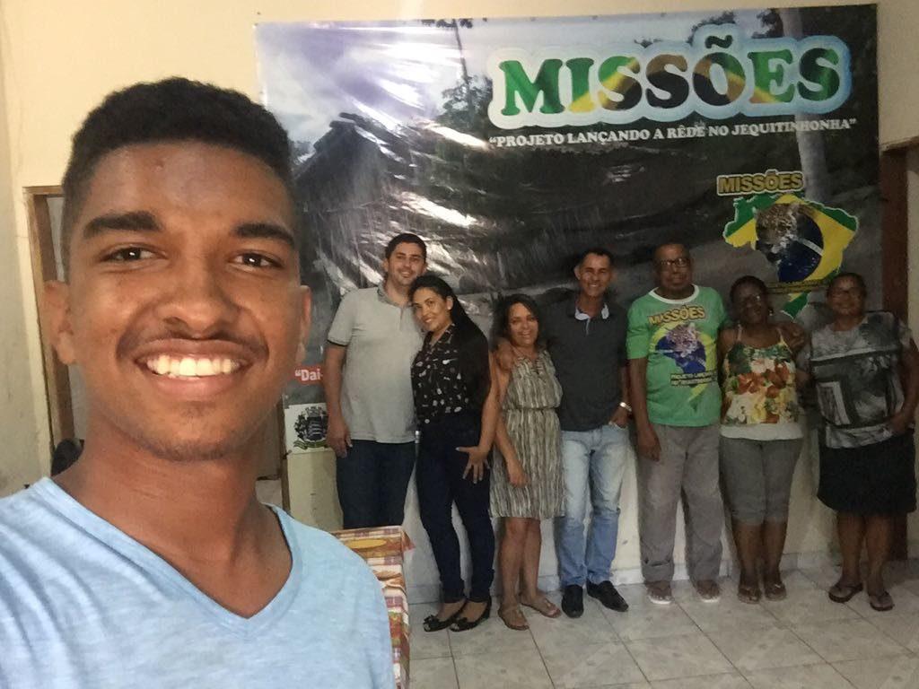 Projeto Lançando a Rede no Jequitinhonha Carnaval10 1024x768 - Retiro Missionário   Projeto Lançando a Rede no Jequitinhonha