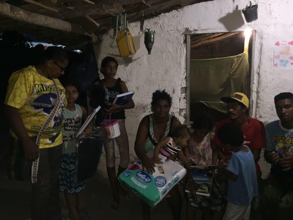 Projeto Lançando a Rede no Jequitinhonha Carnaval13 1024x768 - Retiro Missionário   Projeto Lançando a Rede no Jequitinhonha