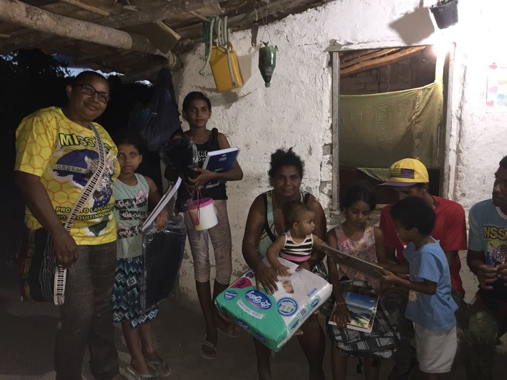 Projeto Lançando a Rede no Jequitinhonha Carnaval14 1024x768 - Retiro Missionário   Projeto Lançando a Rede no Jequitinhonha