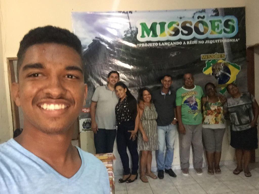 Projeto Lançando a Rede no Jequitinhonha Carnaval15 1024x768 - Retiro Missionário | Projeto Lançando a Rede no Jequitinhonha