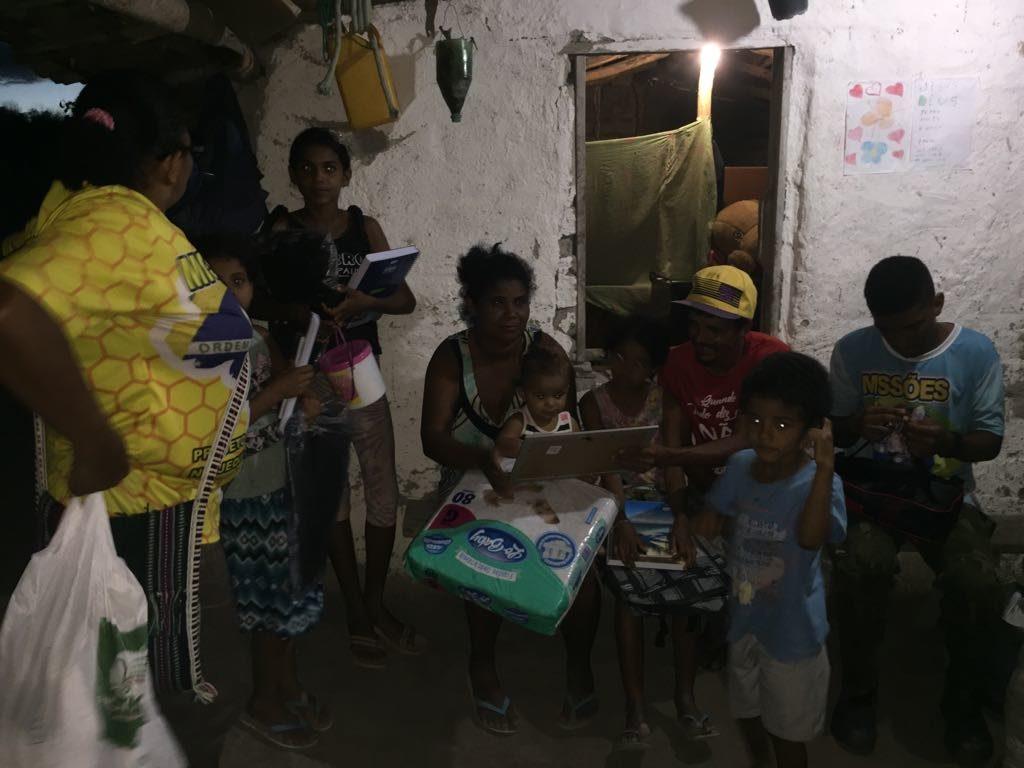 Projeto Lançando a Rede no Jequitinhonha Carnaval18 1024x768 - Retiro Missionário   Projeto Lançando a Rede no Jequitinhonha