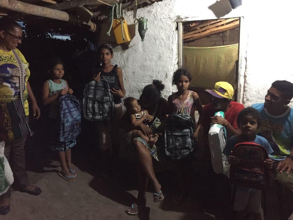 Projeto Lançando a Rede no Jequitinhonha Carnaval20 1024x768 - Retiro Missionário   Projeto Lançando a Rede no Jequitinhonha