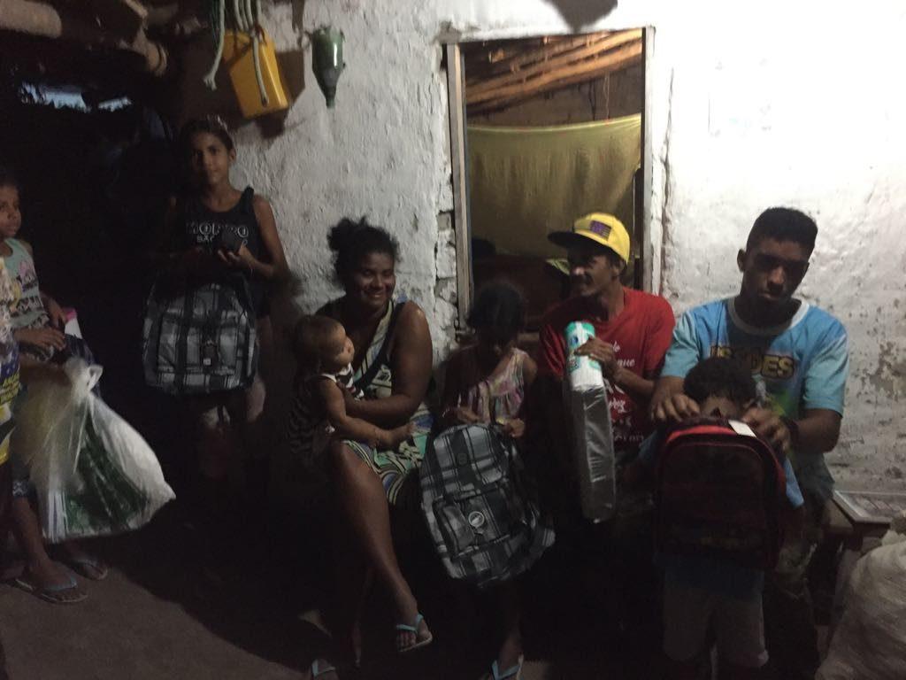 Projeto Lançando a Rede no Jequitinhonha Carnaval21 1024x768 - Retiro Missionário   Projeto Lançando a Rede no Jequitinhonha