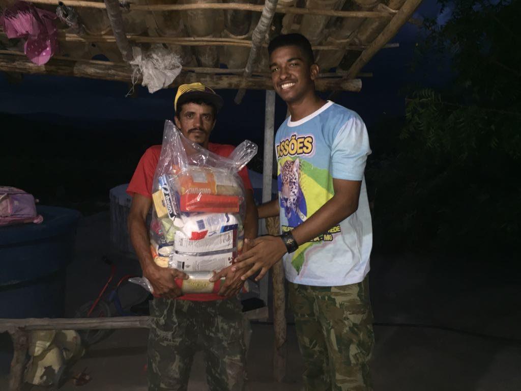 Projeto Lançando a Rede no Jequitinhonha Carnaval22 1024x768 - Retiro Missionário   Projeto Lançando a Rede no Jequitinhonha