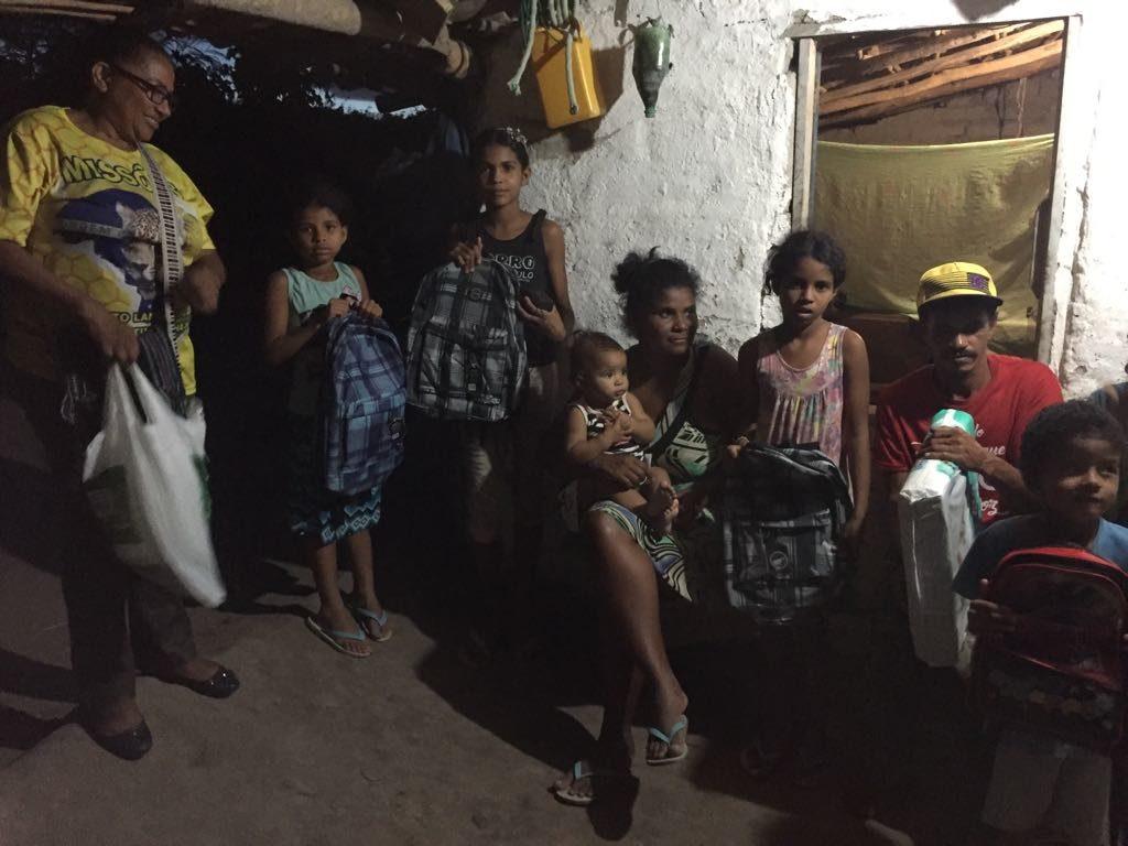 Projeto Lançando a Rede no Jequitinhonha Carnaval24 1024x768 - Retiro Missionário | Projeto Lançando a Rede no Jequitinhonha