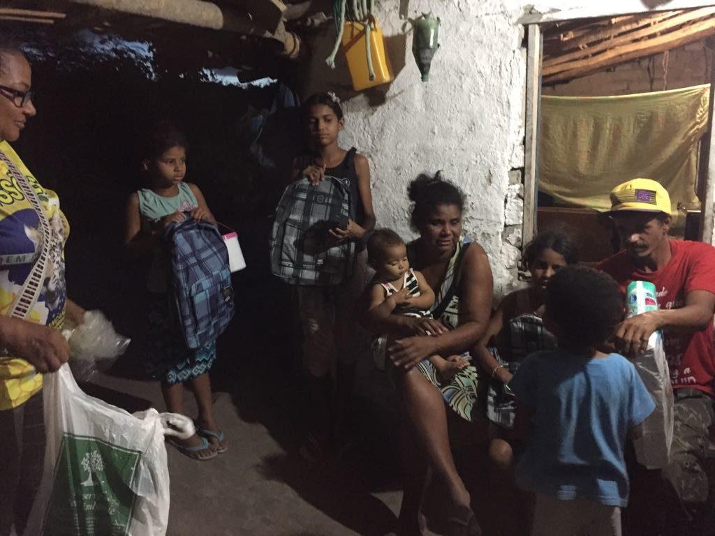 Projeto Lançando a Rede no Jequitinhonha Carnaval5 1024x768 - Retiro Missionário   Projeto Lançando a Rede no Jequitinhonha