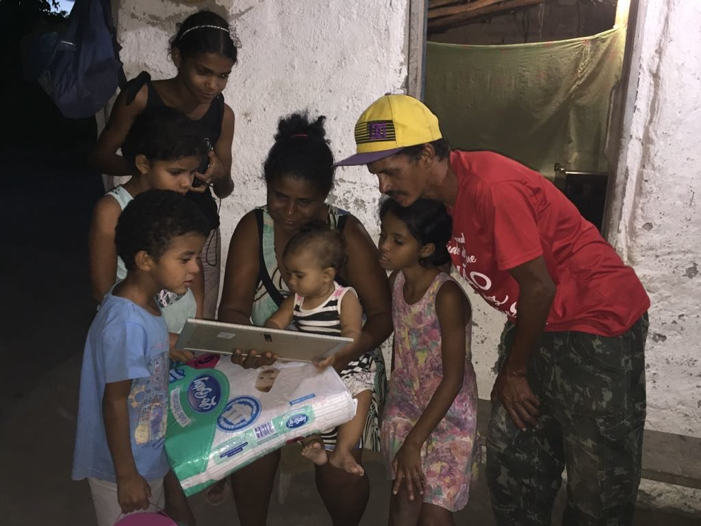 Projeto Lançando a Rede no Jequitinhonha Carnaval8 1024x768 - Retiro Missionário | Projeto Lançando a Rede no Jequitinhonha