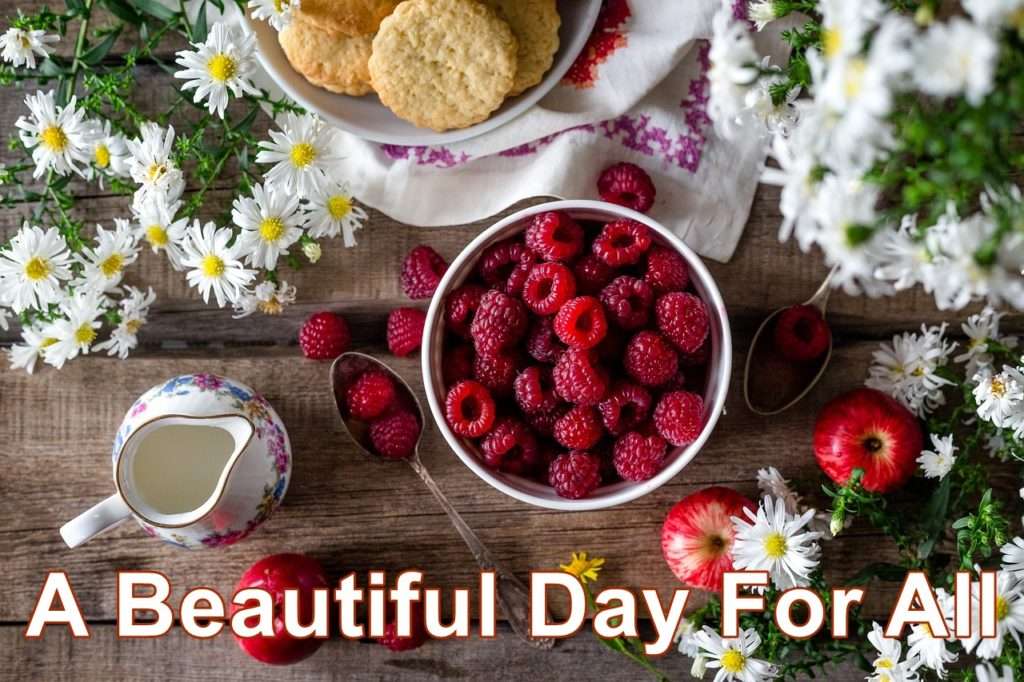 A Beautiful Day For All