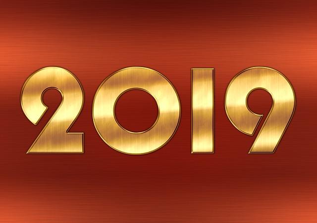 Feliz 2019 com Jesus - Feliz 2019 | Que Jesus Seja Sempre o Alvo!