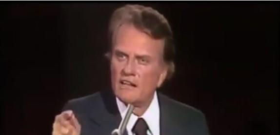 Mensagem Billy Graham - de Thal Maneira - Conselheiro Cristão