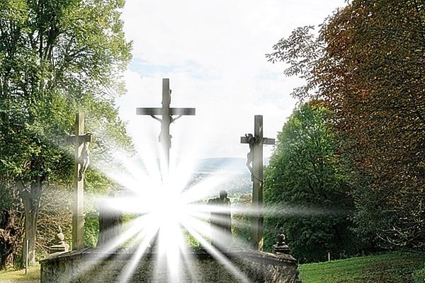 O Amor de Deus - Cruz e Brilho - Conselheiro Cristão
