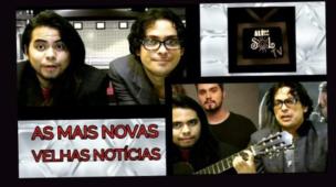 AS MAIS NOVAS VELHAS NOTÍCIAS - Canal Arte Além do Sol