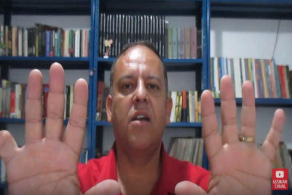 Existe Crente de Banco - Conselheiro Cristão - Gilson Alves Magalhães
