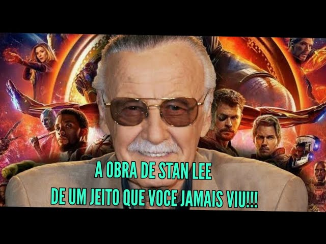 O segredo de Stan Lee