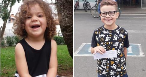 Criança de 8 anos Agora Eduardo - Pais Comemoram Mudança de Gênero de Criança de Apenas 8 Anos de Idade