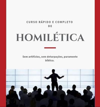 Curso de Homiletica - Curso de Homiletica Cristã