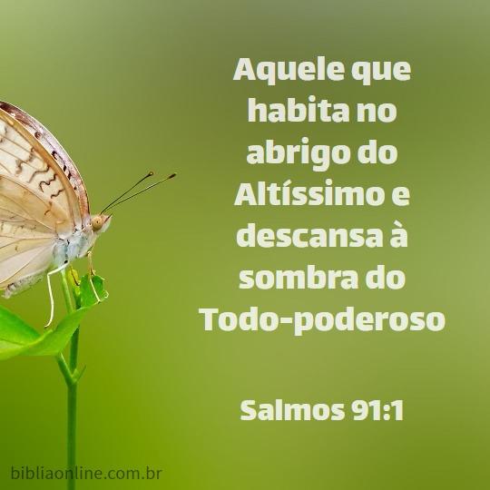 Salmo 91 - Leia o Salmo 91