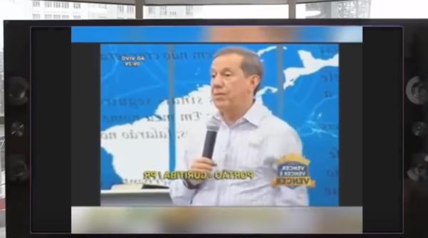 R. R. Soares Afirma que Quem Não Dizima Vai Para o Inferno - Imagem de R R Soares