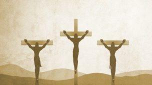O Ladrão na Cruz - A graça de Deus