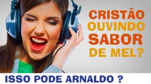 É correto um CRISTÃO ouvir MÚSICA SECULAR - Canal Manual do Céu