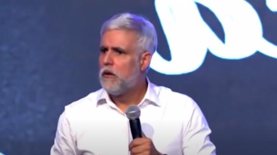 Marido Duro Pastor Claudio Duarte 1 - Você Escolhe Agir ou Deixar Deus Agir Por Você