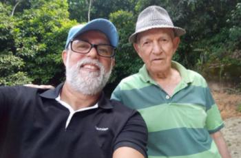 Pai do Pastor Claudio Duarte Morre aos 87 anos