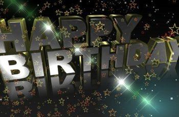 Feliz Aniversário – Celebre