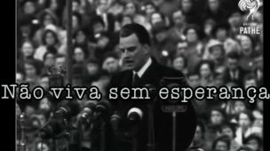 Billy Graham ▪ A caminho de casa
