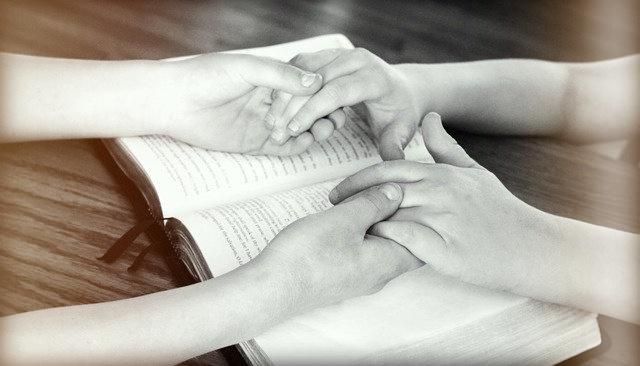 Oracao de maos dadas - Oração do Dia