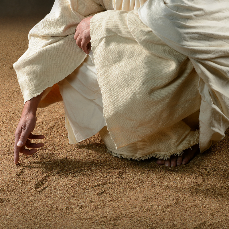 JESUS HOMEM - Jesus é o Único Mediador entre Deus e os homens