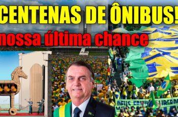 Todo o Brasil Indo Para Brasília