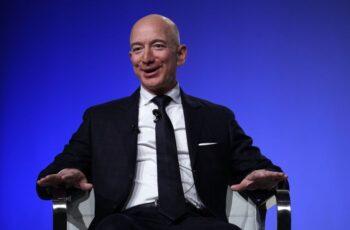 Jeff Bezos Vai ao Espaço?